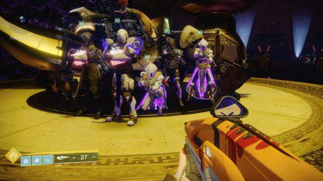 81-year-old writes short story about his Destiny 2 LFG team after his first raid clear