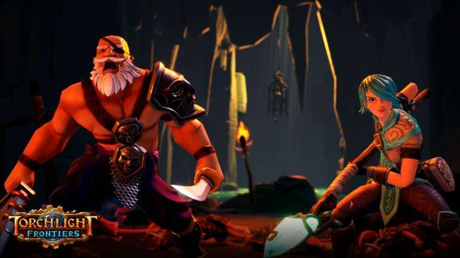 Torchlight Frontiers dev diary reveals more info on the MMO sequel