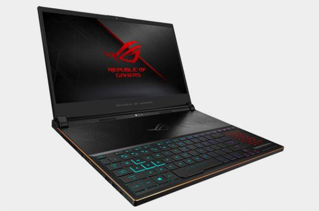 Asus crams a 6-core CPU and GTX 1070 into an ultra-thin 144Hz gaming laptop