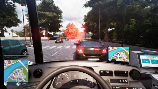 Bus Simulator 18 gets a free mission pack