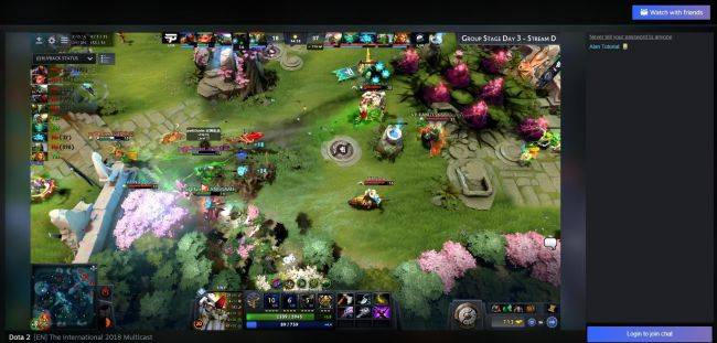 Valve launches streaming website Steam.tv