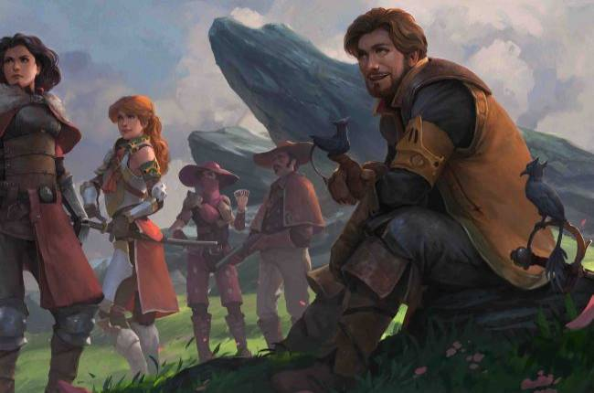 Turn-based tactics RPG Fell Seal: Arbiter's Mark is out now