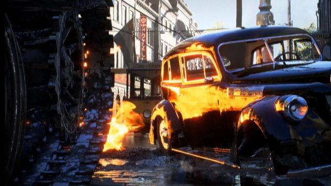 Here's how Battlefield 5 looks with Nvidia RTX effects