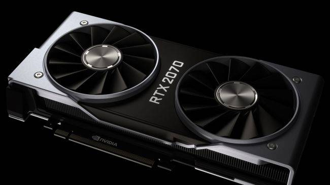 Nvidia RTX 2070s will start at $499, but aren't available for pre-orders yet