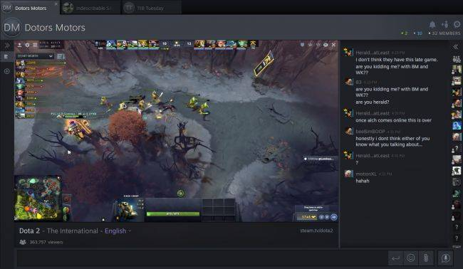 Valve's new streaming platform, Steam.tv, is officially live now