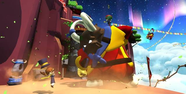 A Hat in Time adds co-op mode alongside DLC that's free for one day only