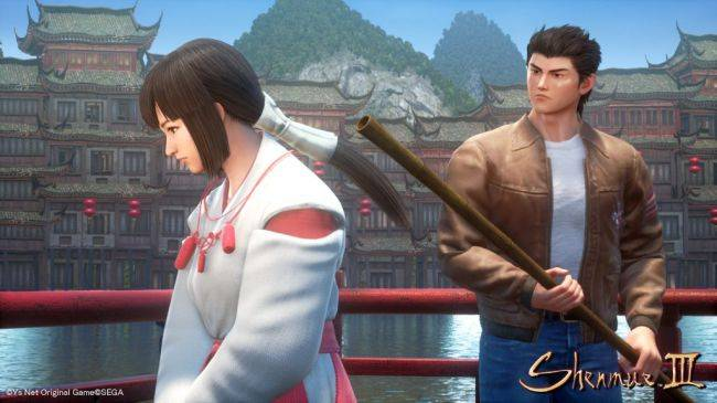 Shenmue 3 release date set