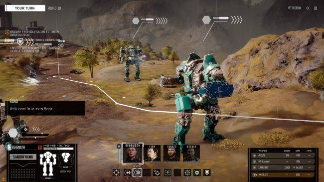 BattleTech's first expansion, Flashpoint, coming in November
