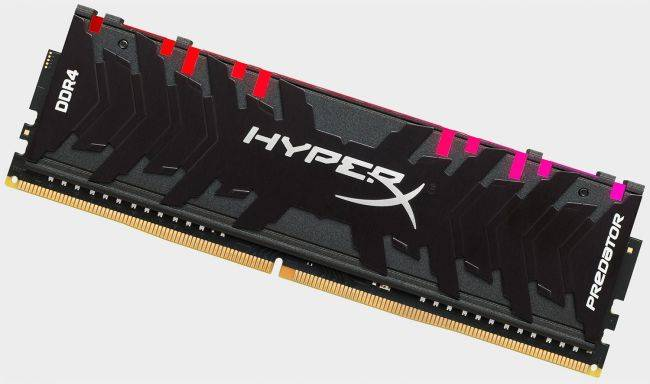 HyperX extends its Predator DDR4 memory kits to 128GB