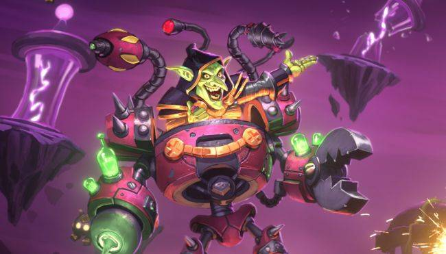 Hearthstone: The Boomsday Project's singleplayer Puzzle Lab is now live