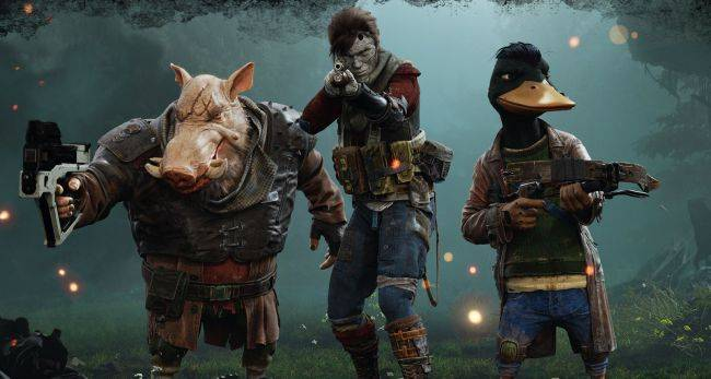 Mutant Year Zero: Road to Eden release date revealed in the day's weirdest trailer
