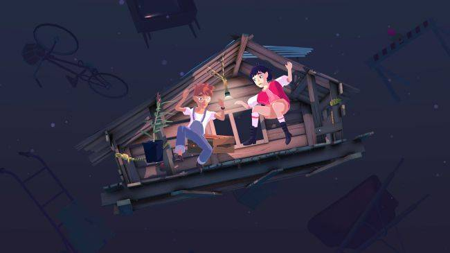 The Gardens Between, a tale of childhood friendship and time travel, comes out next month