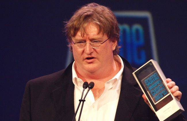 Gabe Newell comes to Dota 2 in wonderfully deadpan voice pack
