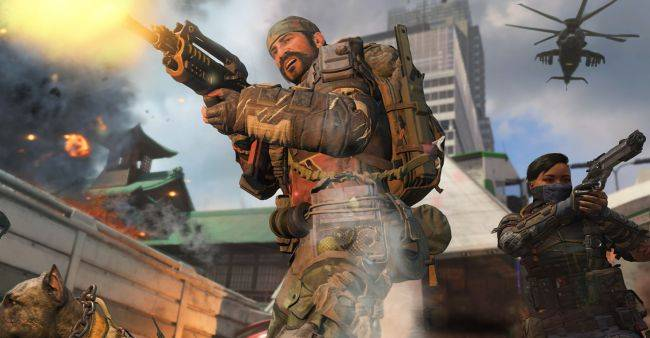 Black Ops 4's battle royale mode will have 'well-balanced' vehicles 'by land, sea and air'