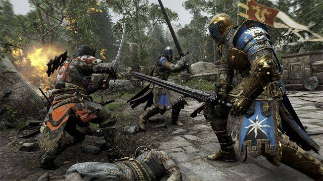For Honor starter edition goes free, draws over 225,000 concurrent players on Steam