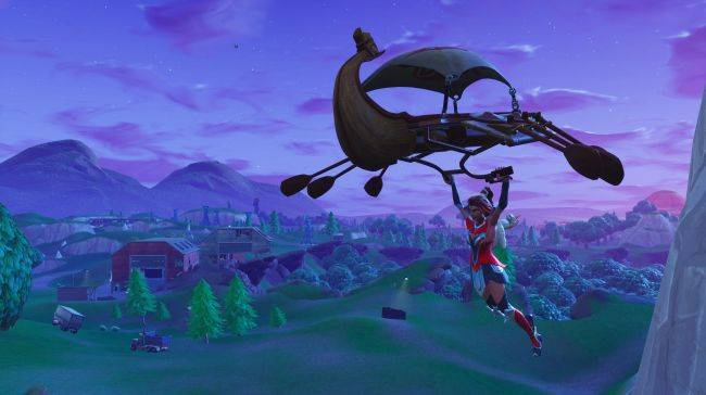 Where to find the Dusty Divot battle stars in Fornite's weekly treasure hunt
