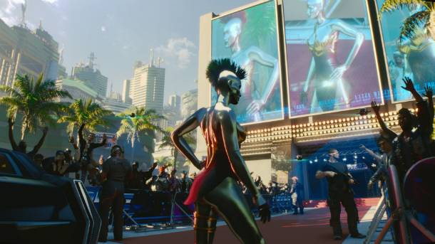 Cyberpunk 2077 dev says it 'started the process of optimization right at the start'