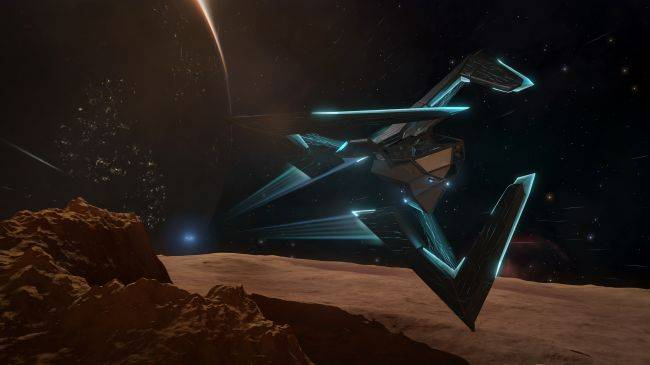 Elite: Dangerous free update adds new ships, weapons and space mysteries today
