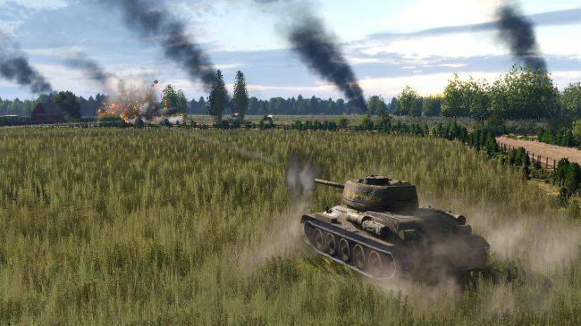 Steel Division 2 trailer shows off new units and Eastern Front warzone