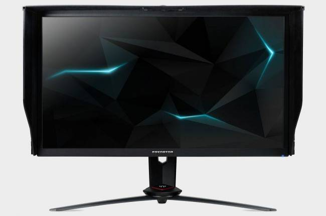 Acer's new monitor makes 4K HDR gaming with G-Sync more affordable