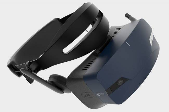 Acer's detachable mixed reality headset is a more hygienic way to demo VR