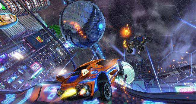 Rocket League's new leveling and XP system is now live