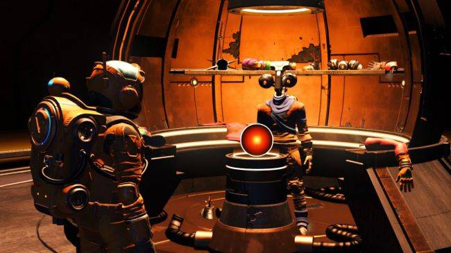 No Man's Sky community event adds Quicksilver currency and collectibles