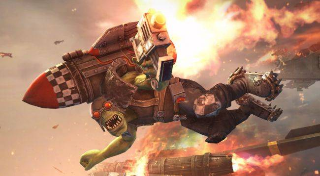 Warhammer 40,000: Space Marine is free in the Humble Store Summer Sale