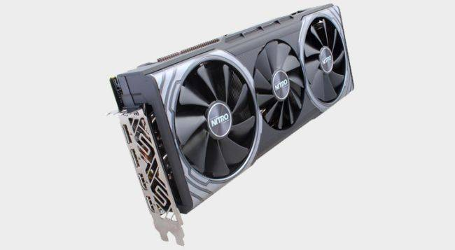 This Sapphire Vega 64 with three free games is $500 right now