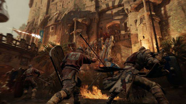 For Honor is getting an 'open test' of its upcoming Marching Fire expansion