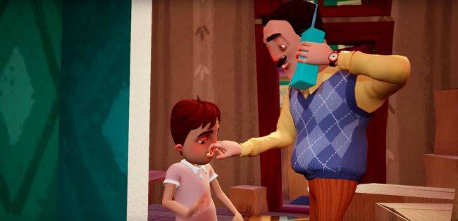 Hello Neighbor is getting a prequel