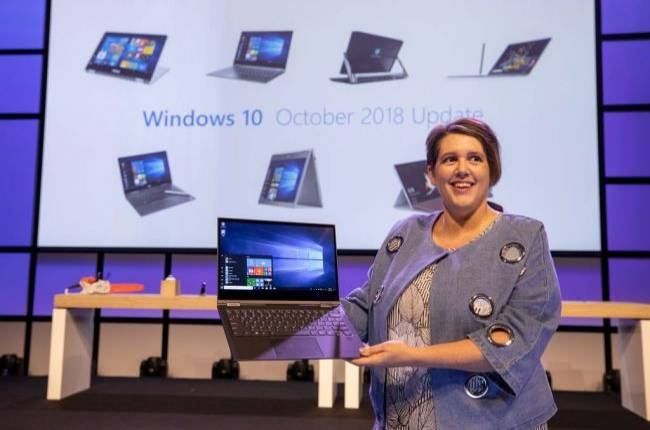 Microsoft confirms next big update to Windows 10 will arrive in October