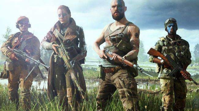 Here's what's changing in the Battlefield 5 open beta next week