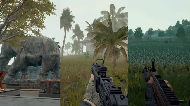 'PUBG' brings fickle weather patterns back to its big maps