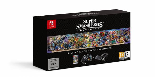 'Super Smash Bros. Ultimate' bundle includes a GameCube controller