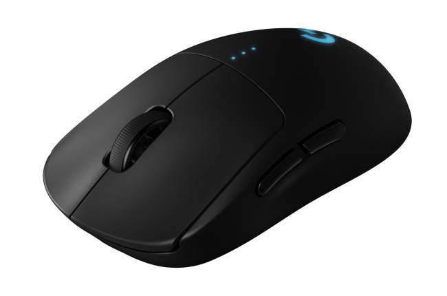 Logitech's wireless G Pro mouse is built for esports