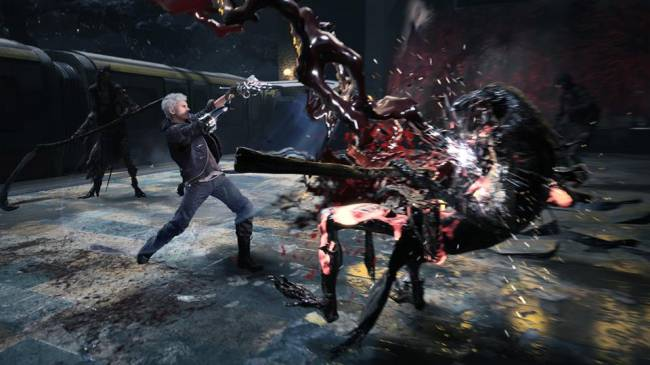 'Devil May Cry 5' hits Xbox One, PS4 and PC on March 8th, 2019
