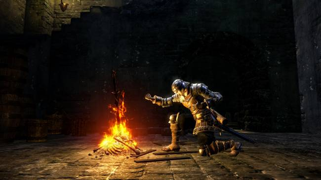 'Dark Souls Trilogy' collection is coming to PS4 and Xbox One