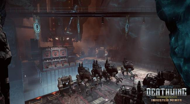 Space Hulk: Deathwing Adds Free DLC with New Map