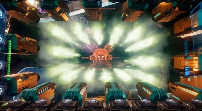 Co-Op Has Been Patched Into MOTHERGUNSHIP For All Versions