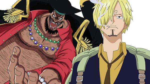 Jump Force adds Marshall D. Teach, Sanji from One Piece