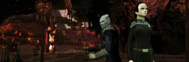 Star Trek Online encourages players to make Foundry missions for a free Tier 6 ship