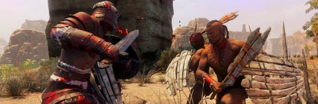 Conan Exiles adopts a litter of bloodthirsty puppies and pushes the PS4 patch to next week