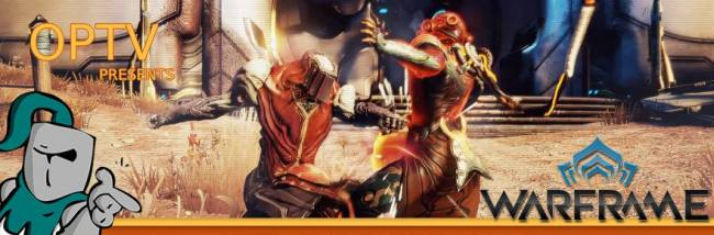 The Stream Team: Trying Warframe's Frame Fighter minigame