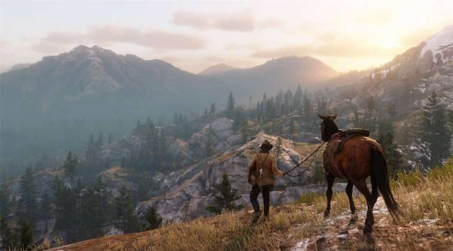 Red Dead Redemption 2 PS4 Pro Analysis Video Released