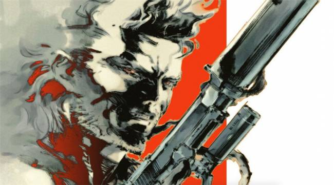 David Hayter Voices Snake for Metal Gear Solid Anniversary Video