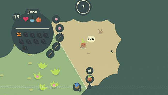 Guide a colony of chubby pals through life in Sproots