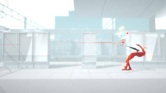 Superhot comes to Nintendo Switch today
