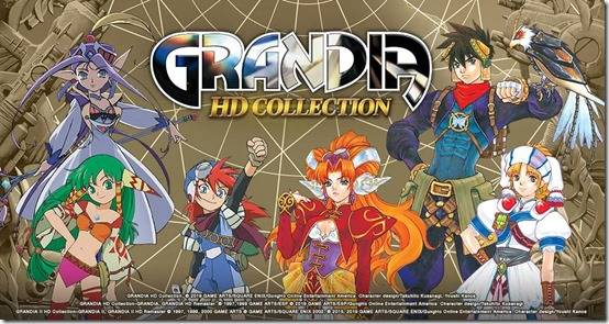 Grandia HD Collection Won't Have Japanese Subtitles At Launch