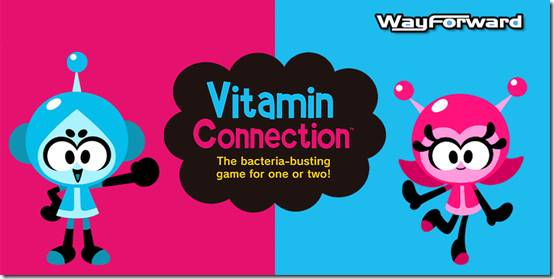 WayForward Reveals Bacteria-Busting Game Vitamin Connection For Nintendo Switch